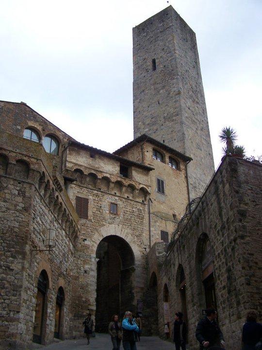 En el corazón de la Toscana