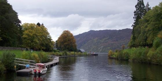 Lago Ness, Highlands o Tierras Altas de Escocia