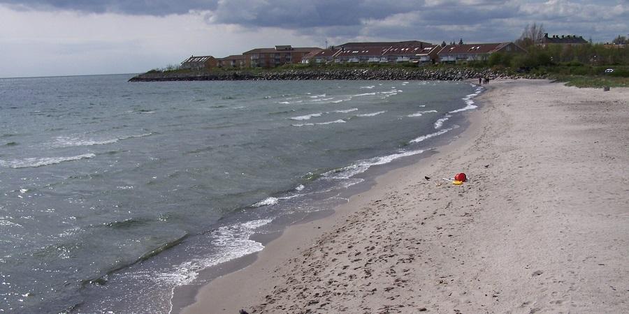 Playa de Ystad, refugio de Wallander y las novelas de Mankell, Escania, sur de Suecia