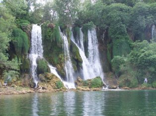 Cascadas de Kravica