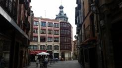 Centenario Café Moderno en el centro de Logroño
