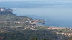 Llastres, La Isla y La Espasa desde El Fitu