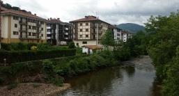 Río Baztan en Elizondo