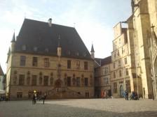 Rathaus o ayuntamiento de Osnabrück