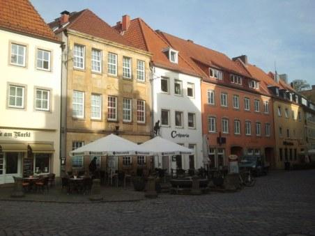 Centro peatonal de Osnabrück