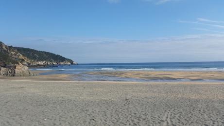 Playa de Otur, Valdés