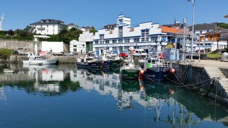 Puerto y Cofradía de Puerto de Vega, Navia