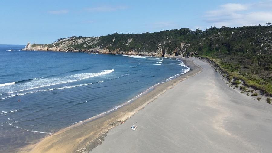 Reserva Natural de las de dunas de Barayo, Valdés-Navia, Asturias
