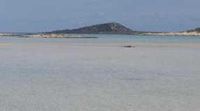 Elafonisi, Creta