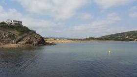 Cala Tirant, la mayor de las Playas de Fornell