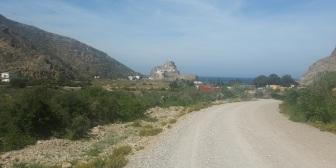 Peñón de Vélez de la Gomera en su contexto en Badis