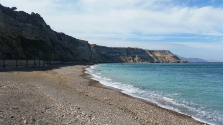 """Playa de las Horcas Coloradas o """"Playa Nueva"""""""