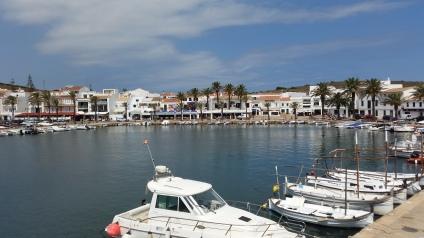 Puerto de Fornells