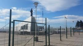 Monumento a los colonos galeses en Puerto Madryn