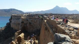 Castillo de Gramvoussa