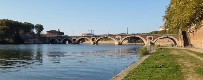 Toulouse, Pont Neuf o Puente Nuevo