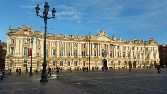 Ayuntamiento de Toulouse en El Capitole