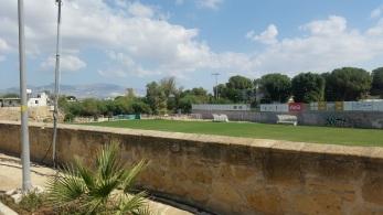 Campo fútbol murallas