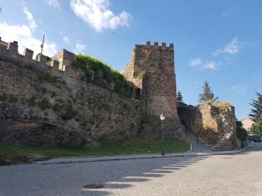 Muralla y torre de Buitrago de Lozoya