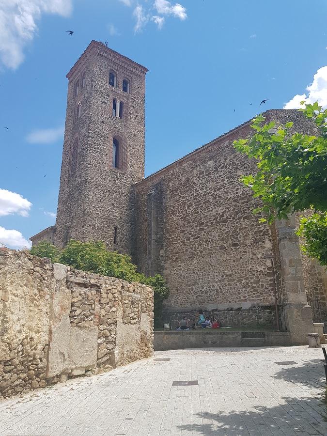 Torre mudéjar de Santa María del Castillo