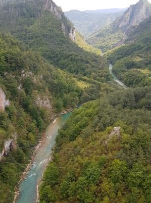 Cañón del río Tara