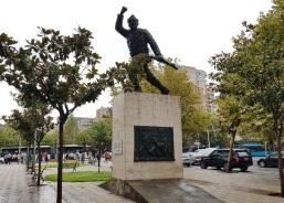 Monumento al partisano desconocido