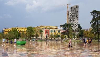 Plaza Skënderbej