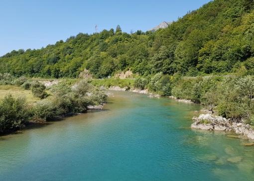 Río Morača