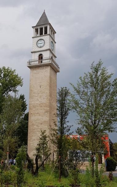 Torre del Reloj de Tirana