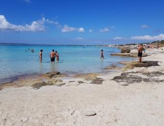 Playa de Caló des Mort