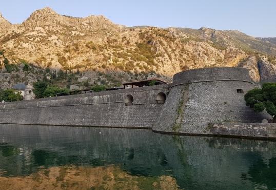 Muralla de Kotor