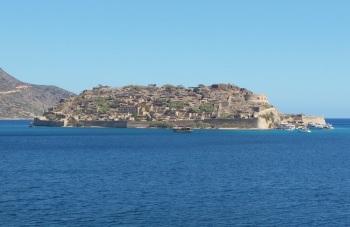 Fortaleza e isla de Spinalonga