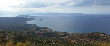 Mochlos, islote de Mochlos e isla de Psira