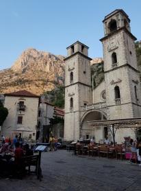 Catedral de San Trifón en Kotor