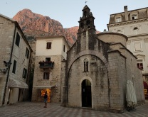 Iglesia de San Lucas en Kotor