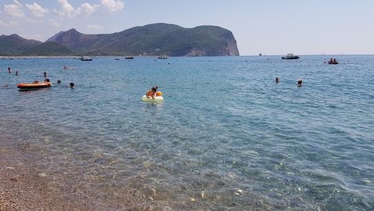Playa de Buljaricac
