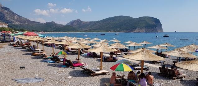 Playa de Buljarica