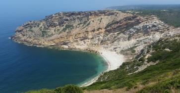 Playa de Lagosteiros