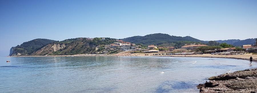 Bahía de Agios Stefanos