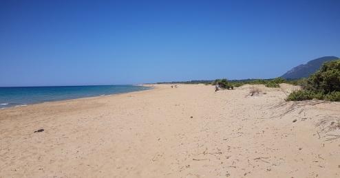 Playa de Halikounas