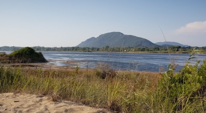 Lago Korission desde Halikounas