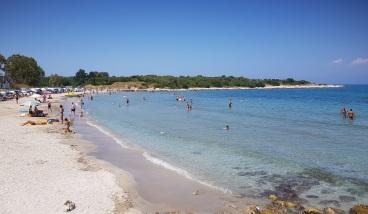 Playa de Agios Spiridon