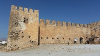 Castillo de Frangokastello