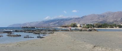 Playa de Frangokastello