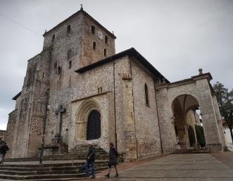 Basílica menor de Santa María de la Asunción o Santa María del Conceyu