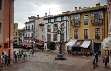Plaza de Parres Sobrino