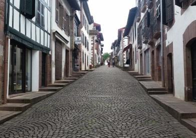 Rue de la Citadelle, Saint Jean Pied de Port