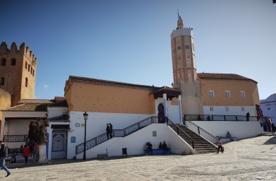 Gran Mezquita de Chefchaouen, Marruecos