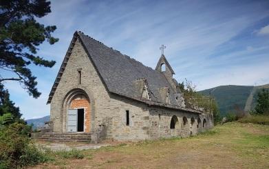 Iglesia de A Paicega, Pesoz
