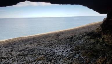 Ojerada de Ajo hacia el mar Cantábrico